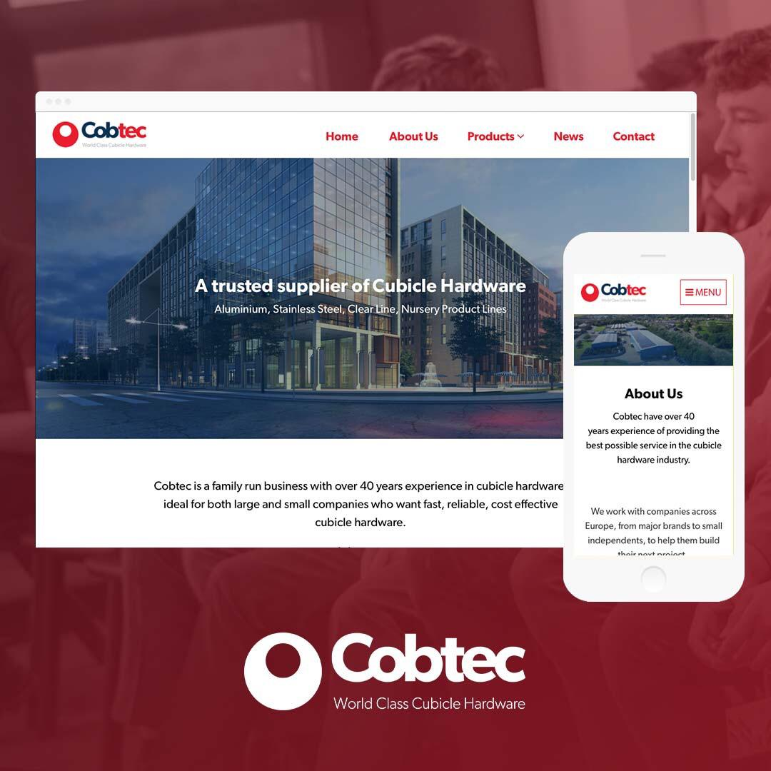 New Cobtec Website Launched
